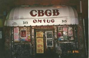 Punk Rock Got Its Start in the Iconoclastic Bar CBGB