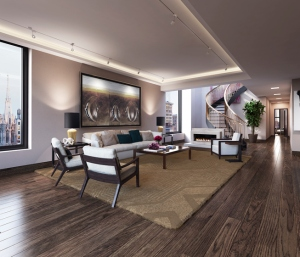 DiCaprio's New New York Digs