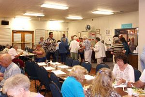 A place for companionship for seniors is threatened in the Village
