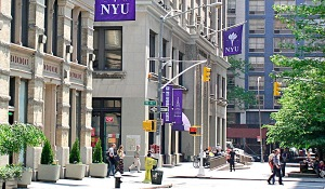 NYU Campus, Photo By Cincin12 (Own work) [Public domain], via Wikimedia Commons