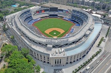 Yankee Stadium. Courtesy of Groupe Canam